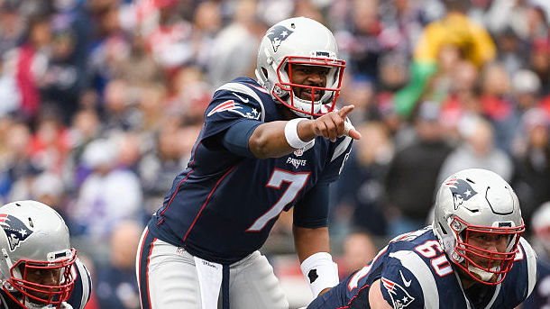 jacoby brissett honors obama at white house visit
