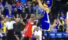 Wizards Are Total Hypocrites For Complaining About Late JaVale McGee Three-Pointer (Video)