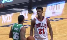 Jimmy Butler On Run-in With Marcus Smart: 'He's Acting Tough. Not About That Life' (VIDEO)