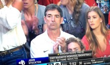 Social Media is Going Nuts About John Stockton's Daughter at Championship Game (PICS)