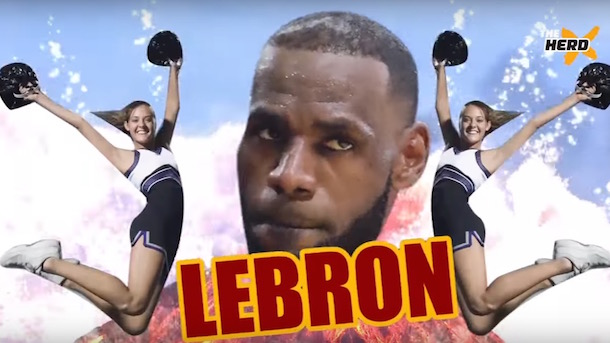 lebron james thong song parody sisqo