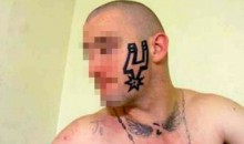San Antonio Spurs Logo Being Used as Prison Gang Tattoo (Pics)