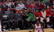 Rajon Rondo Was Fined $25K For Trying To Trip Jae Crowder During Game 3 (VIDEO)