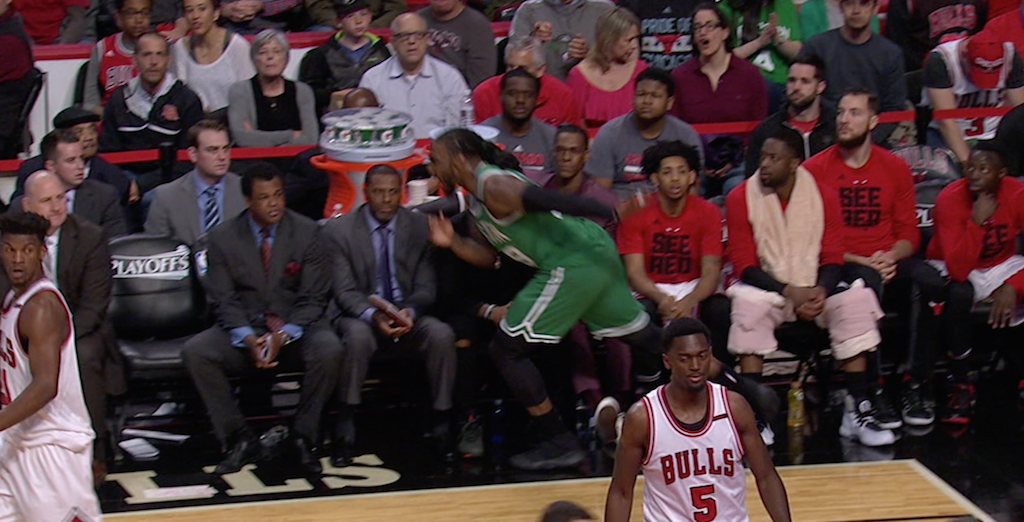 Celtics Even Playoff Series With Win Over Bulls