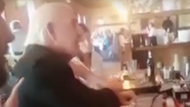 ric flair harasses bartender fat shaming