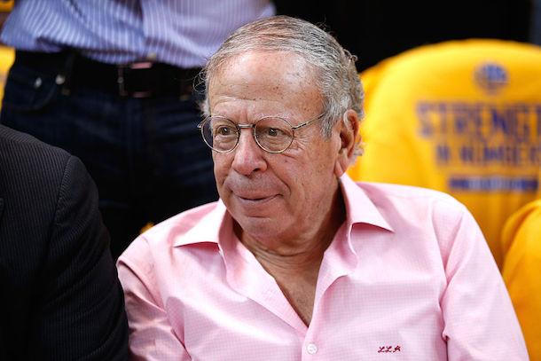 Rockets Owner Leslie Alexander
