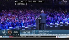 Eagles Fans Boo The Hell Out of Roger Goodell To Start The NFL Draft (VIDEO)