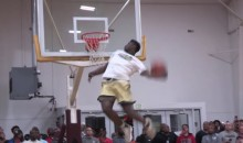 HS Junior Zion Williamson Is a Dunking Sensation That Colleges Are Drooling Over (Videos)