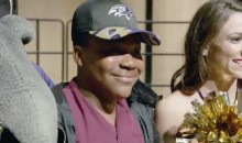 Make-A-Wish & Baltimore Ravens Granted This Teen a REALLY Cool Wish  (Video)