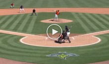 Tim Tebow Hits His 2nd HR For The Columbia Fireflies (VIDEO)
