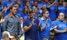Dallas Mavericks Honor Tony Romo by Making Him a Maverick for a Day (Pics + Video)