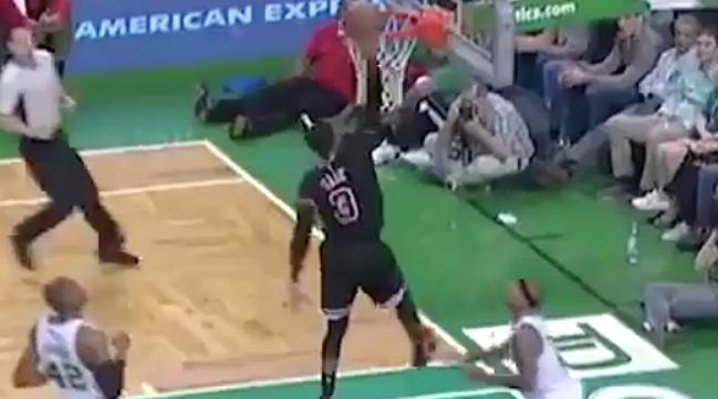 Bulls beat Celtics - again