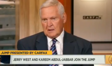 "Jerry West Called Russell Westbrook The ""Reincarnation of Michael Jordan"" (VIDEO)"
