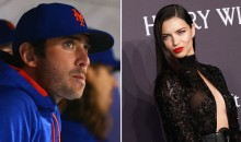 Adriana Lima Fires Back at Mets Fan Who Blames Her for Ruining Their Season (Pics)