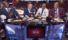 Barkley Takes Dig At Shaq For Riding Kobe Bryant's, Dwyane Wade's Coattails (VIDEO)