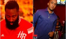 Report: Moses Malone Jr. Suing James Harden For Allegedly Orchestrating a Robbery Against Him