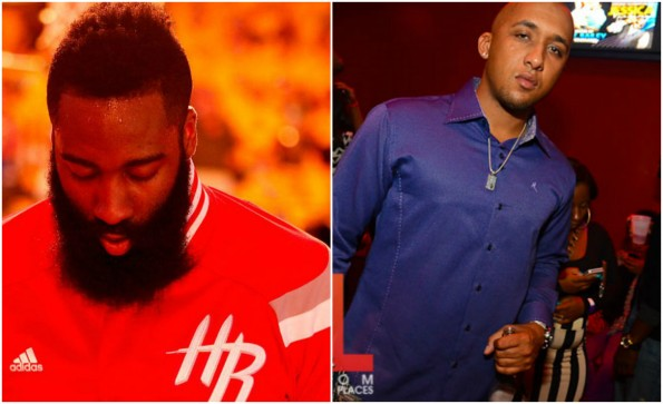 James Harden Sued by Moses Malone Jr. for Allegedly Orchestrating Robbery