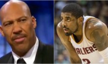 LaVar Ball Under Fire For Response to Kyrie Irving About His Child & Dead Mother
