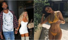 REPORT: Kylie Allegedly Sending Tristan Thompson Freaky Texts & Pics Behind Khloe's Back