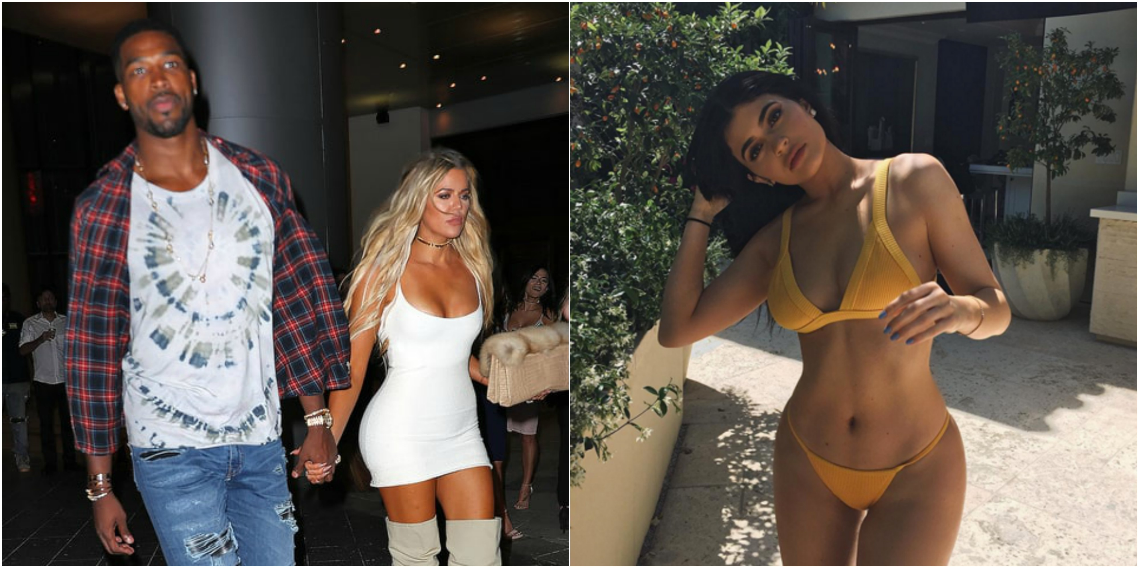 Report Kylie Allegedly Sending Tristan Thompson Freaky Texts Pics Behi...