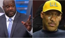 Shaq Calls Out LaVar Ball For Overcharging Kids After Dropping $495 Shoes