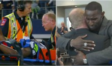 Former Seahawks WR Ricardo Lockette Reunites With Paramedics Who Saved His Life (VIDEO)