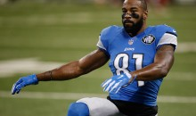 Calvin Johnson Is Still Upset with How the Lions Treated Him After He Announced His Retirement