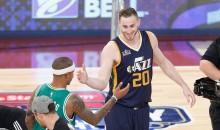 Gordon Hayward is Reportedly Boston Celtics' 'No. 1 Focus' In Free Agency