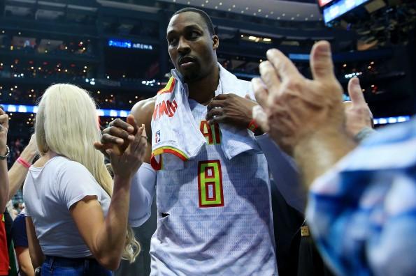 Washington Wizards v Atlanta Hawks - Game Four