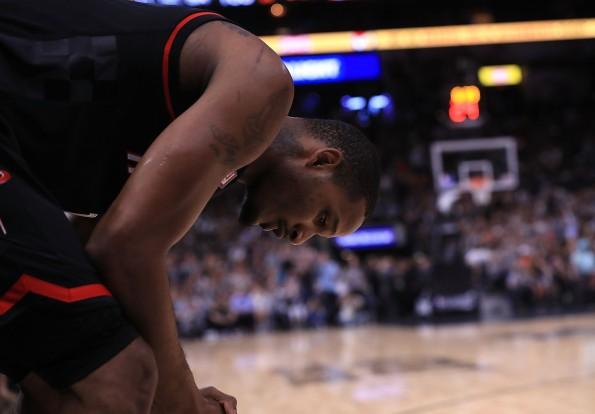 Houston Rockets v San Antonio Spurs - Game Two