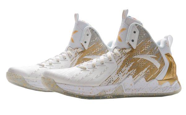Anta Drops New Klay Thompson Shoe Just Ahead of NBA Finals ...