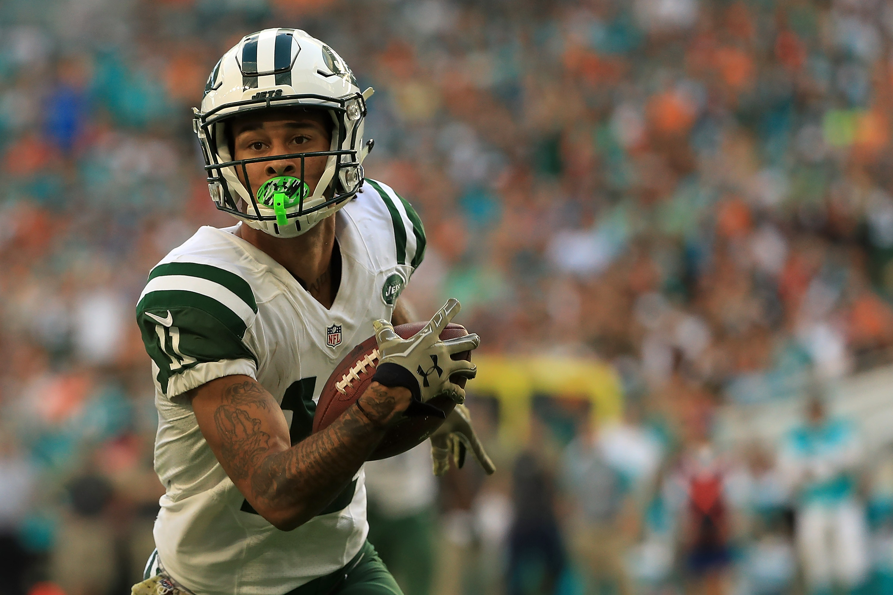 Jets WR Robby Anderson Is in Some SERIOUS Trouble After ...