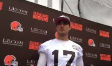 Brock Osweiler Says His Game Tape Proves He Should Be Starting QB (VIDEO)