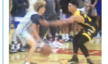 LaVar Ball's AAU Team's 52-Point Loss Includes LaMelo: Ball Hogging, Turnovers, & Airballs (VIDEO)