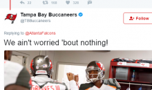Buccaneers Coach Apologizes for Savage Tweet Mocking Falcons' 28-3 Super Bowl Collapse (Tweets)