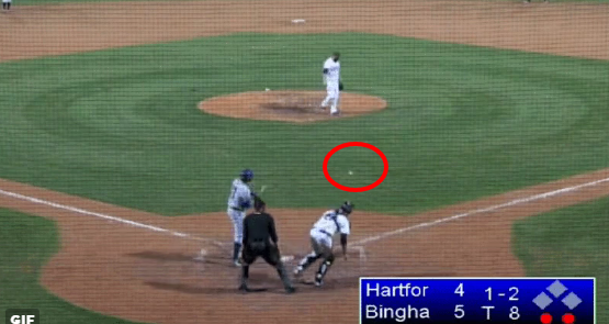 Weird Minor-League Strikeout Likely The Most Bizarre You Have Ever Seen