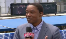 Isiah Thomas Explains Why Lebron is The GOAT Over Michael Jordan (VIDEO)