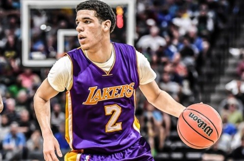 Lonzo Ball Lonzo-ball-lakers-497x327