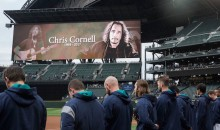 Seattle Mariners Hold Moment of Silence for Grunge Legend Chris Cornell (Video)
