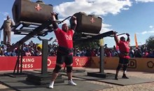 "Hafthor Björnsson, A.K.A. The Mountain from GoT, Says He Was ""Robbed"" of World's Strongest Man Title (Video)"