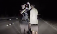 Dashcam Footage of Tiger Woods' DUI Has Been Released (VIDEO)