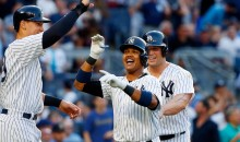 Aaron Judge Hits Longest Home Run in ESPN Tracking History (VIDEO)