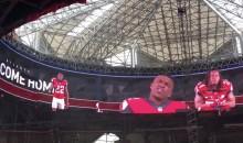 Atlanta Falcons Unveil Halo Video Board In New Stadium (VIDEO)