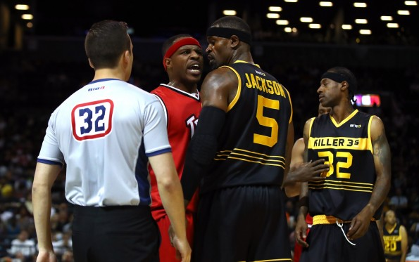 the best attitude abd8b 11dd6 Injuries, Bad Allen Iverson Make For Disappointing BIG 3 ...