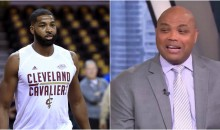 Charles Barkley: I Can Outrebound Tristan Thompson & I'm 'Fat & Old'