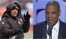 Browns Hue Jackson Becomes 1st Coach To Sign With Jay Z's Roc Nation Sports