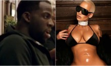 Did Draymond Green Hop Into Amber Rose's DM After She Posted NSFW Picture? (PHOTO)