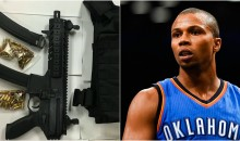Photos of the 3 Guns, Semi-Automatic Rifle, Bulletproof Vest & Weed Sebastian Telfair Had On Him When Arrested