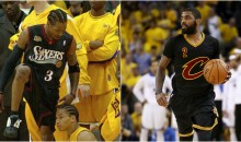 Kevin Durant Says Kyrie Irving Is Better Than Allen Iverson (AUDIO)