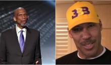 Kareem Abdul-Jabbar Blasts LaVar Ball For Helping Turn NCAA Hoops Into A 'Huckster Show' (AUDIO)